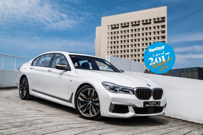 batch BMW M760Li