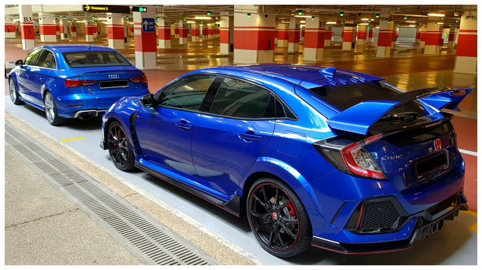 batch civic type r a