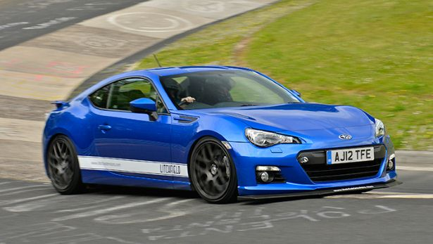 First drive Litchfield Subaru BRZ Spec S