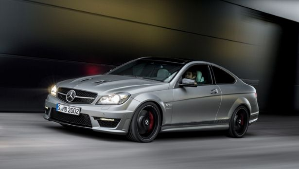First drive Mercedes C63 AMG Edition 507