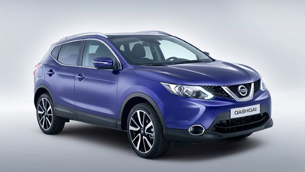 Nissan reinvents the Qashqai crossover