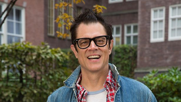 TG meets Johnny Knoxville