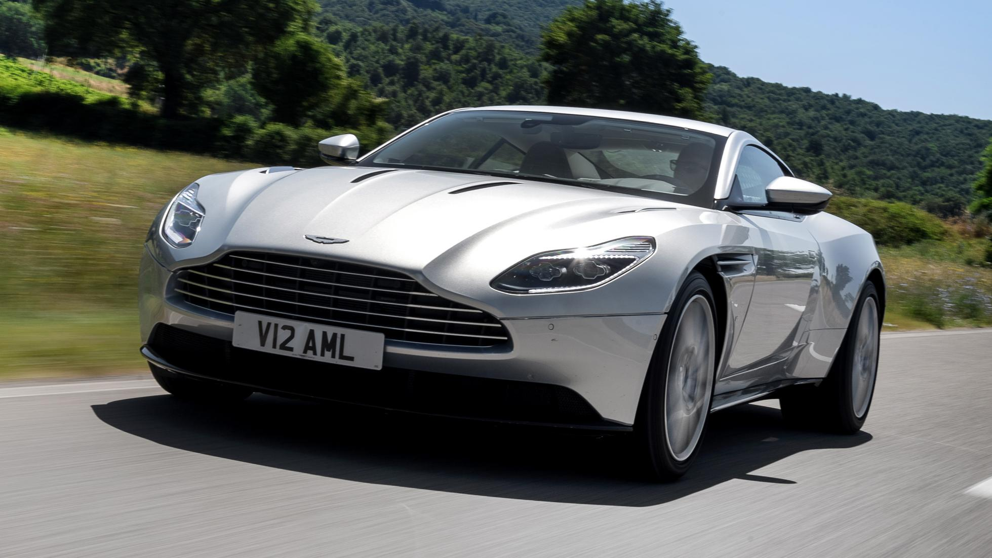 Review: the new Aston Martin DB11