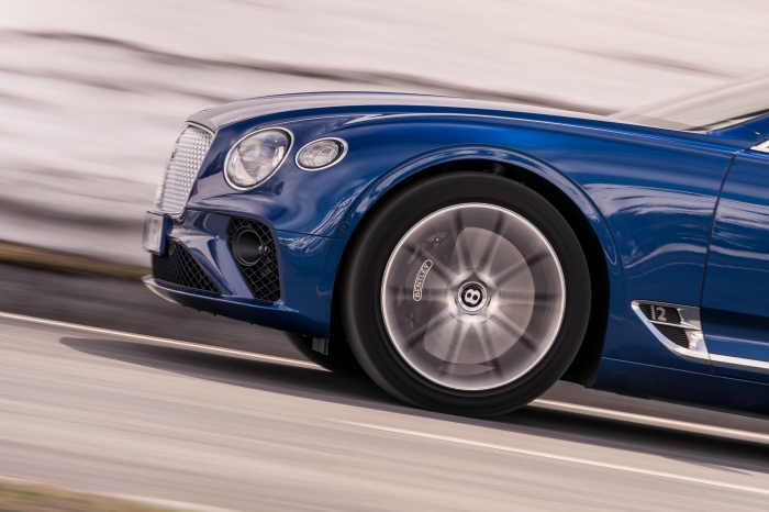 batch Bentley Continental GT   Sequin Blue   16
