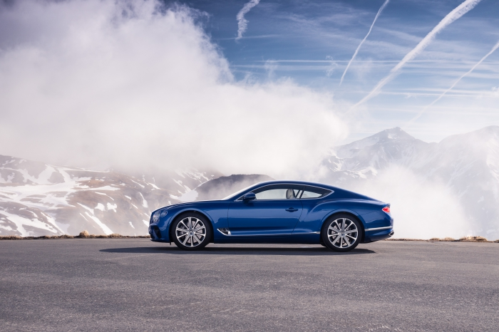 batch Bentley Continental GT   Sequin Blue   24