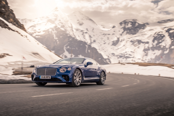 batch Bentley Continental GT   Sequin Blue   8
