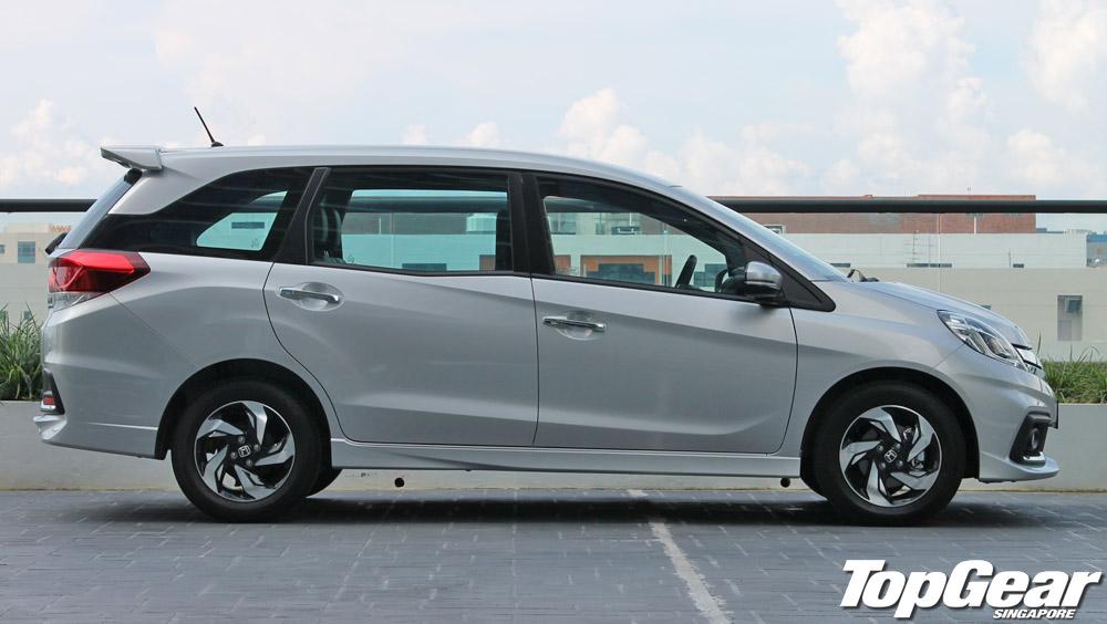 First Drive Honda Mobilio