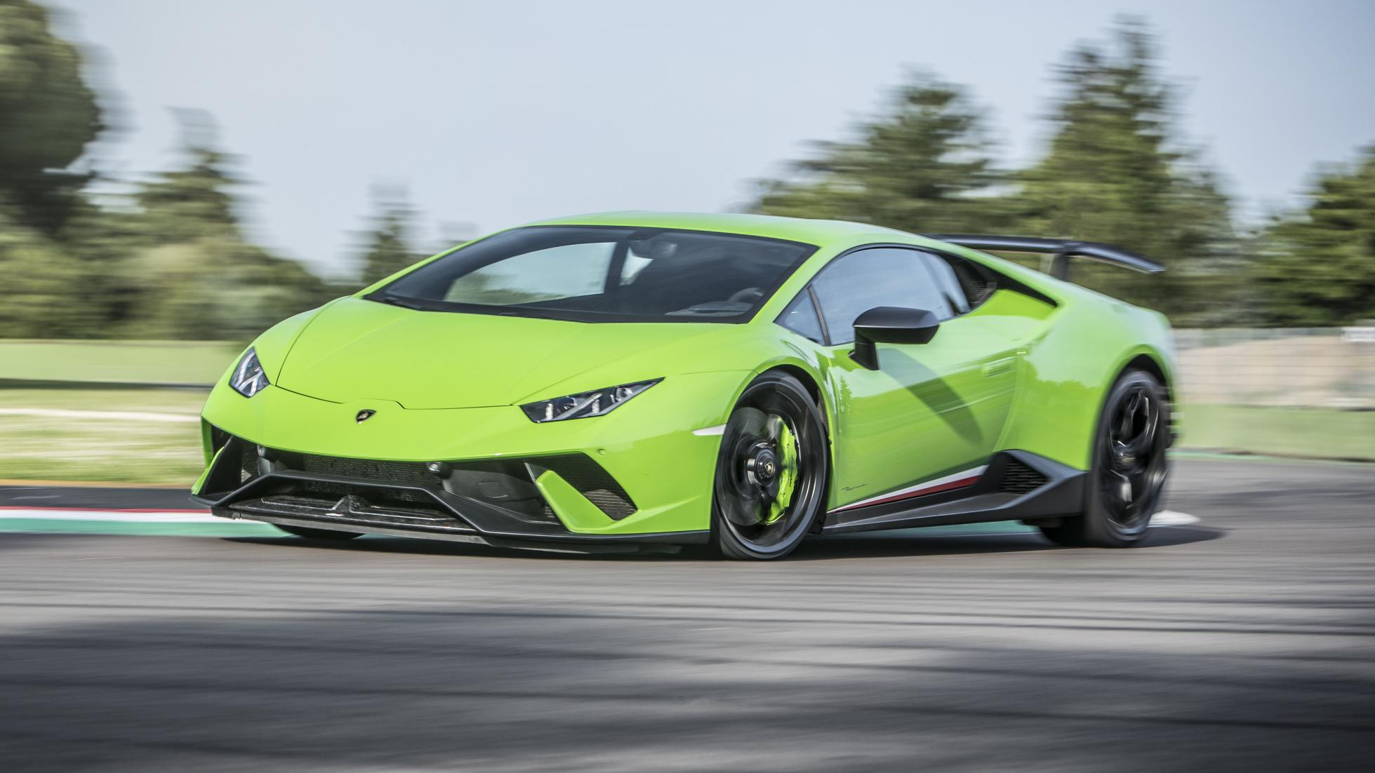 Tg S Lamborghini Huracan Performante Review