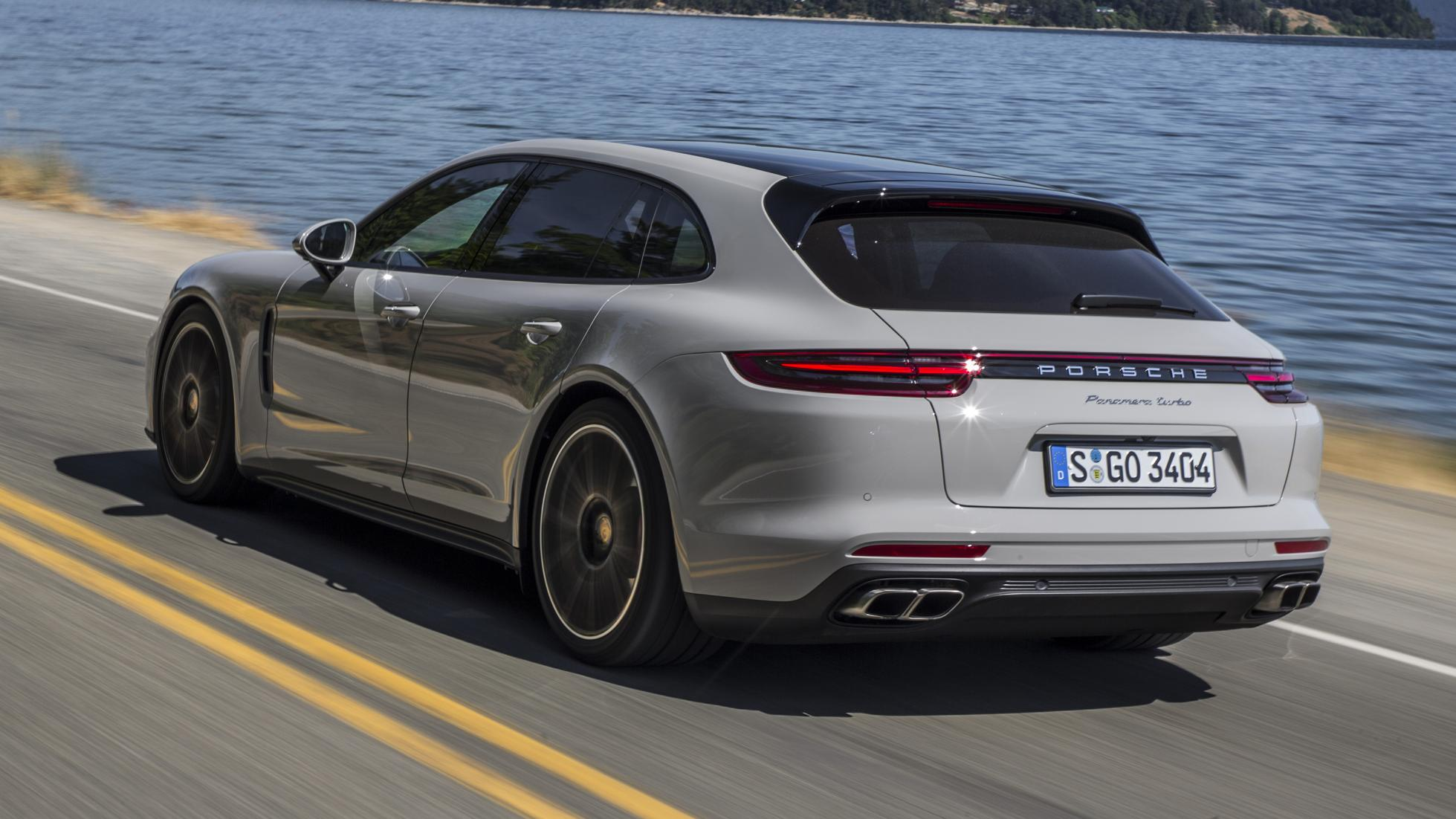 porsche panamera sport turismo review 542hp estate driven
