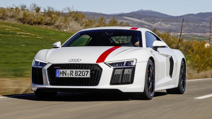 Audi R8 Rws Review New Rear Drive R8 Driven