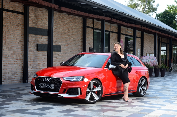 Thinking Out Of The Box Audi B9 Rs 4 Avant Driven Review