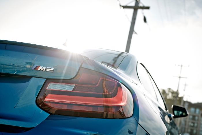 batch BMW M2 Coupe 180