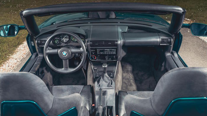 ... The German Outfitu0027s First Two Seat Roadster Since The Achingly Gorgeous  507 U2013 With Doors That Retracted Vertically Into The Side Sills, BMW Turned  Doors ...