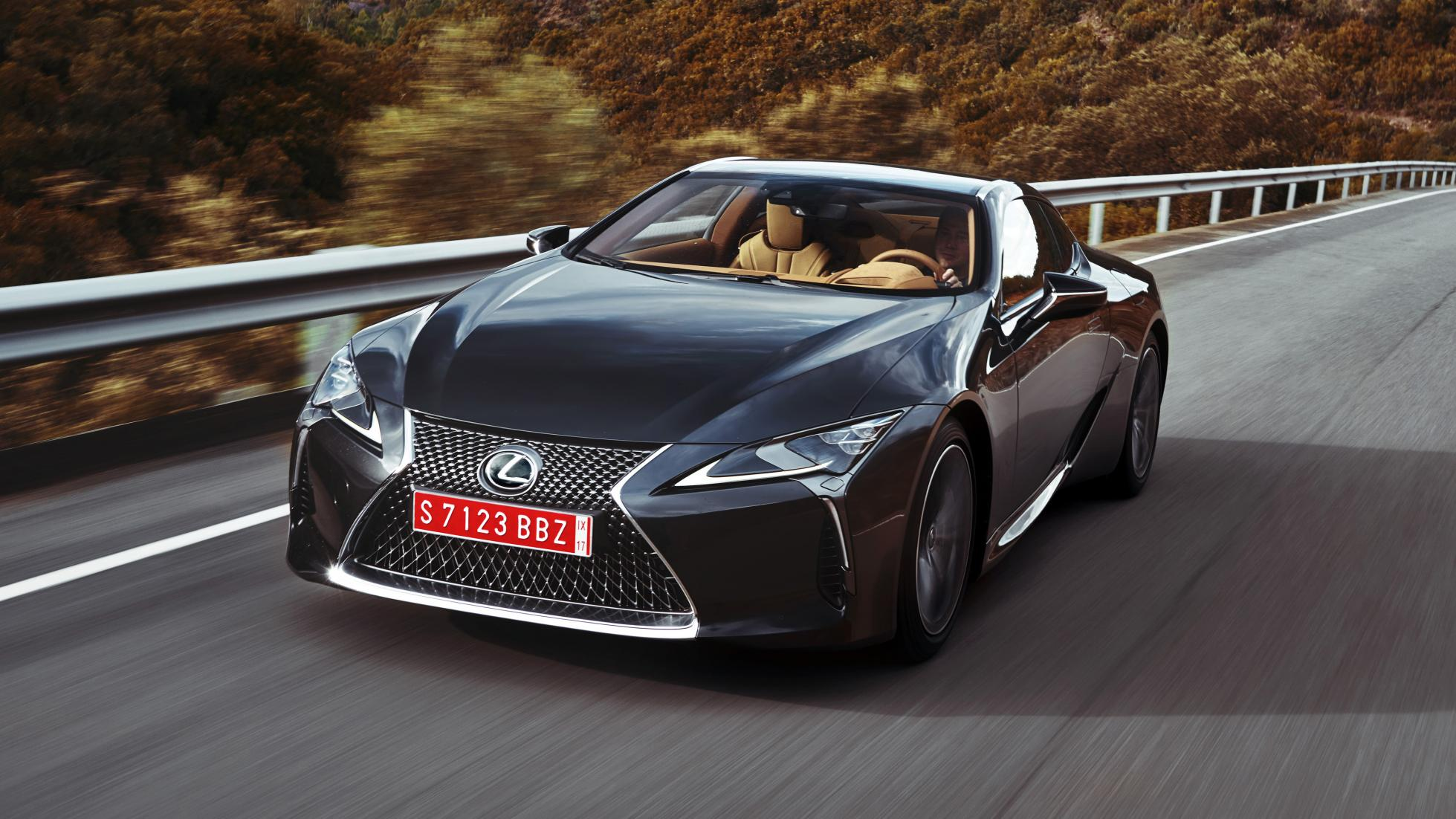 Lexus Lc500 Review Super Coupe Tested In The Us