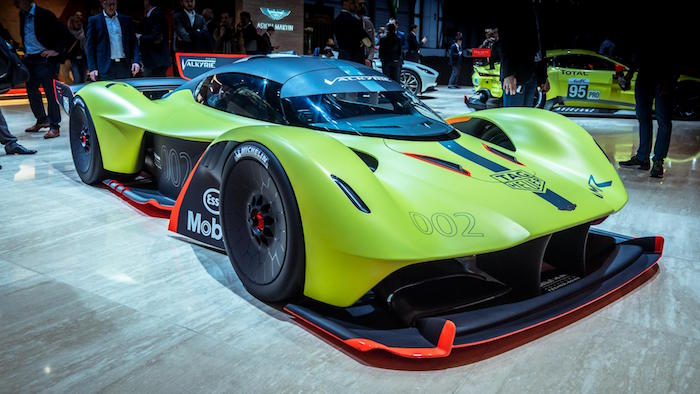 Topgear Be Afraid This Is The 1 100hp Aston Martin Valkyrie Amr Pro