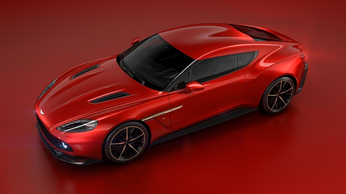 Aston Martin Vanquish Zagato Speedster Shooting Brake News