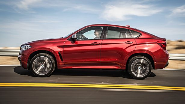 This Is The New Bmw X6