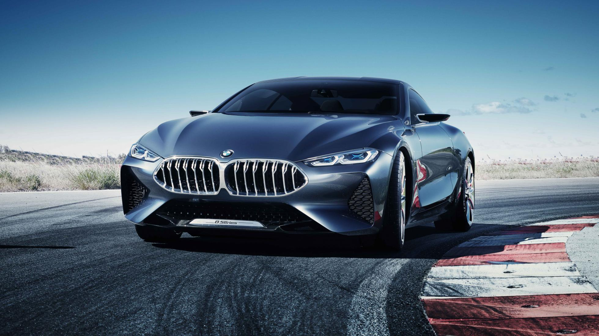 Behold It S The Bmw 8 Series Concept
