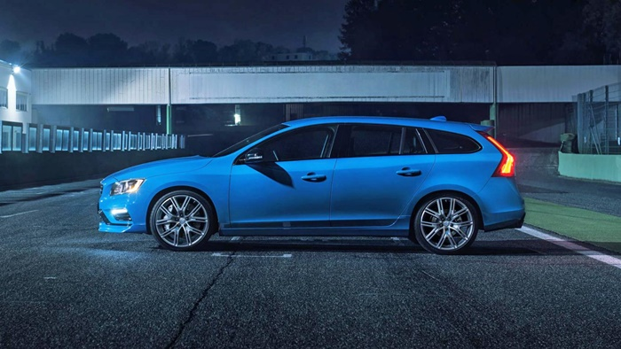 189106 volvo v60 polestar location static