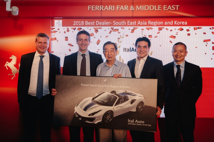 batch Ital Auto Top Dealer of the Year Award 2018 1