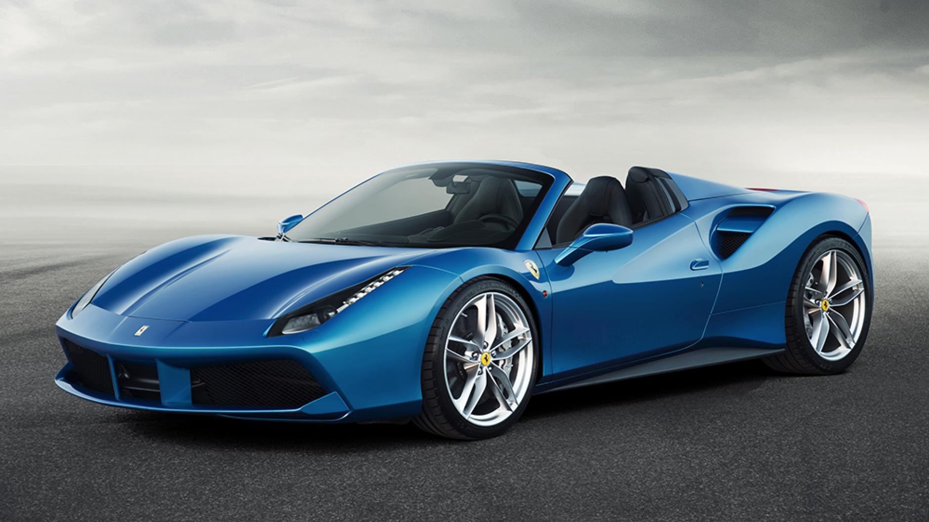 stat attack ferrari 488 spider vs lamborghini huracan spyder - Ferrari 488 Vs Lamborghini Huracan