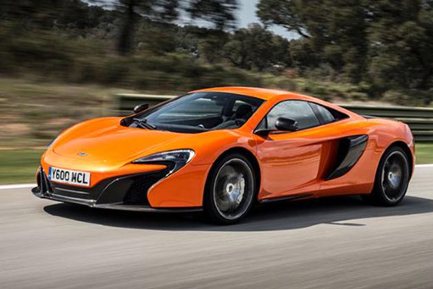 McLaren: into profit, but no SUV