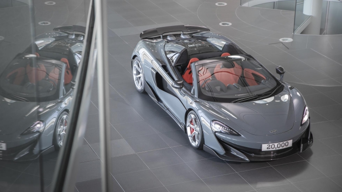 batch mclaren 20000 cars 38