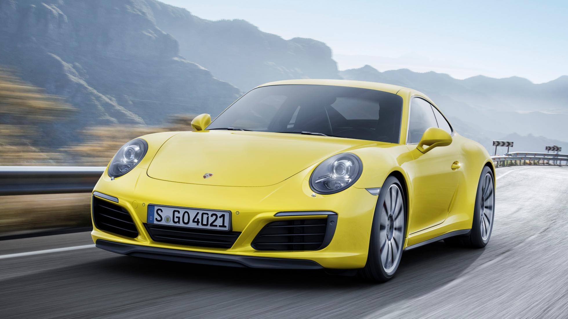 The 4wd Variants Of New 911 Are Here And They Re Rapid