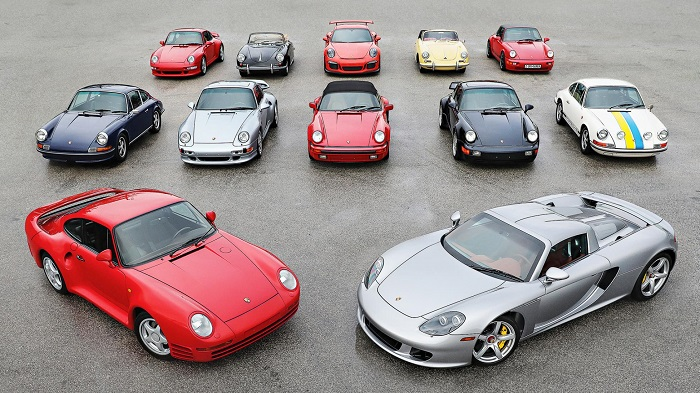 hascall porsche collection