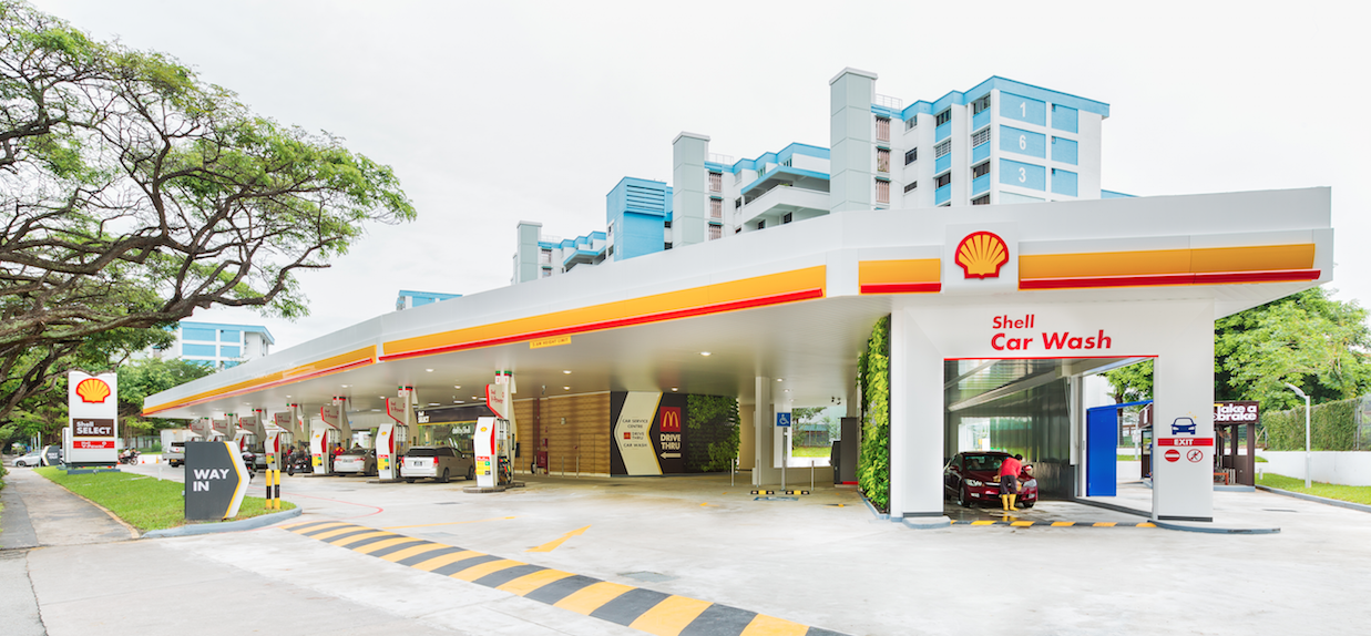 Shell S Next Gen Petrol Station Is Here