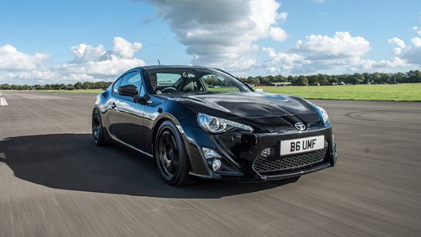 The Fensport GT 86