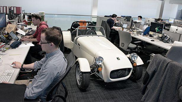 Top Gear Builds A Caterham 160