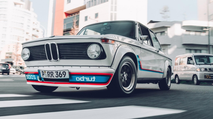 All hail the BMW 2002 Turbo