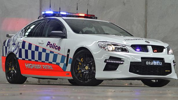 These Are The Worlds Best Police Cars - Sports cars vs police