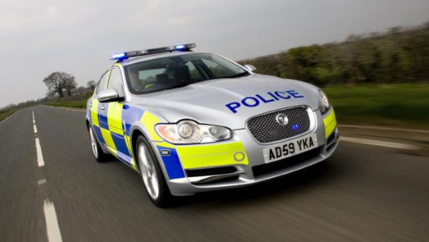 These Are The World S Best Police Cars