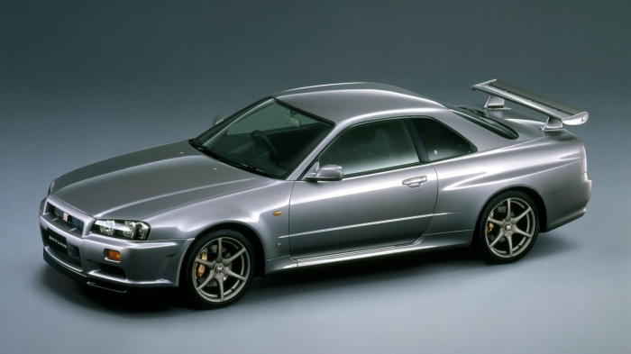 batch 1999 gt r bnr34 front source