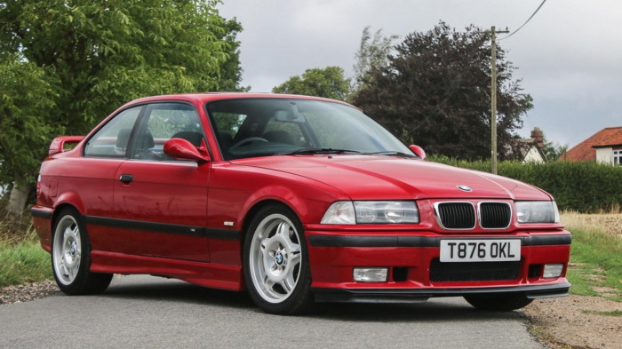 batch 1999 bmw e36 m3 gt evolution individual front angle