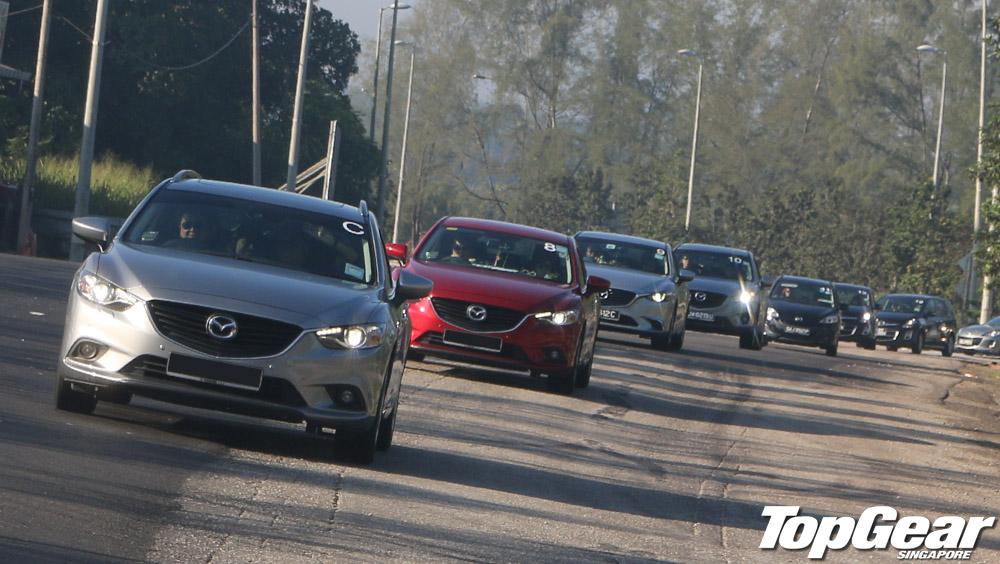 Drive Away Cars >> Mazda Driveaway 2015 Fun 4 Days