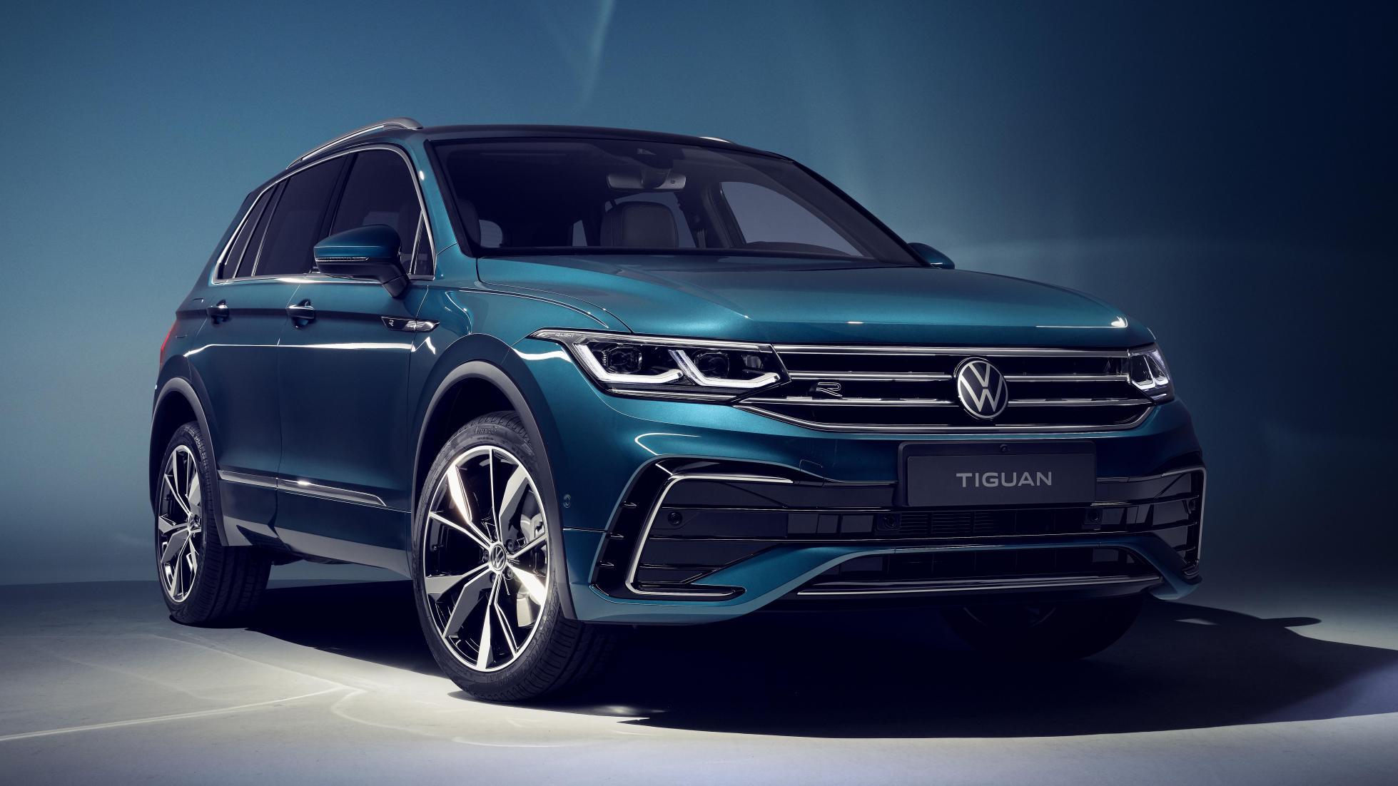 TopGear Singapore   2021 Volkswagen VW Tiguan facelift