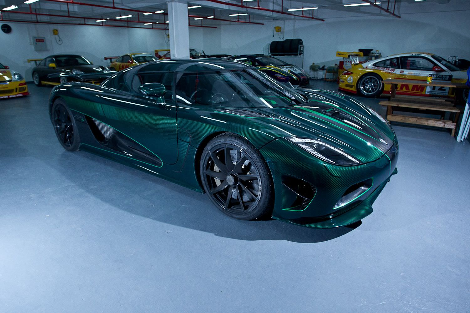 Source: Koenigsegg Automotive AB