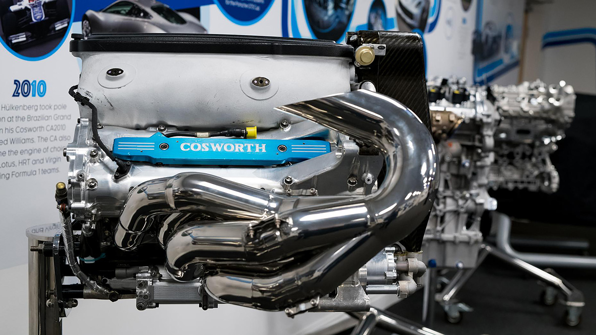 TopGear | Take a stroll through 60 years of Cosworth history