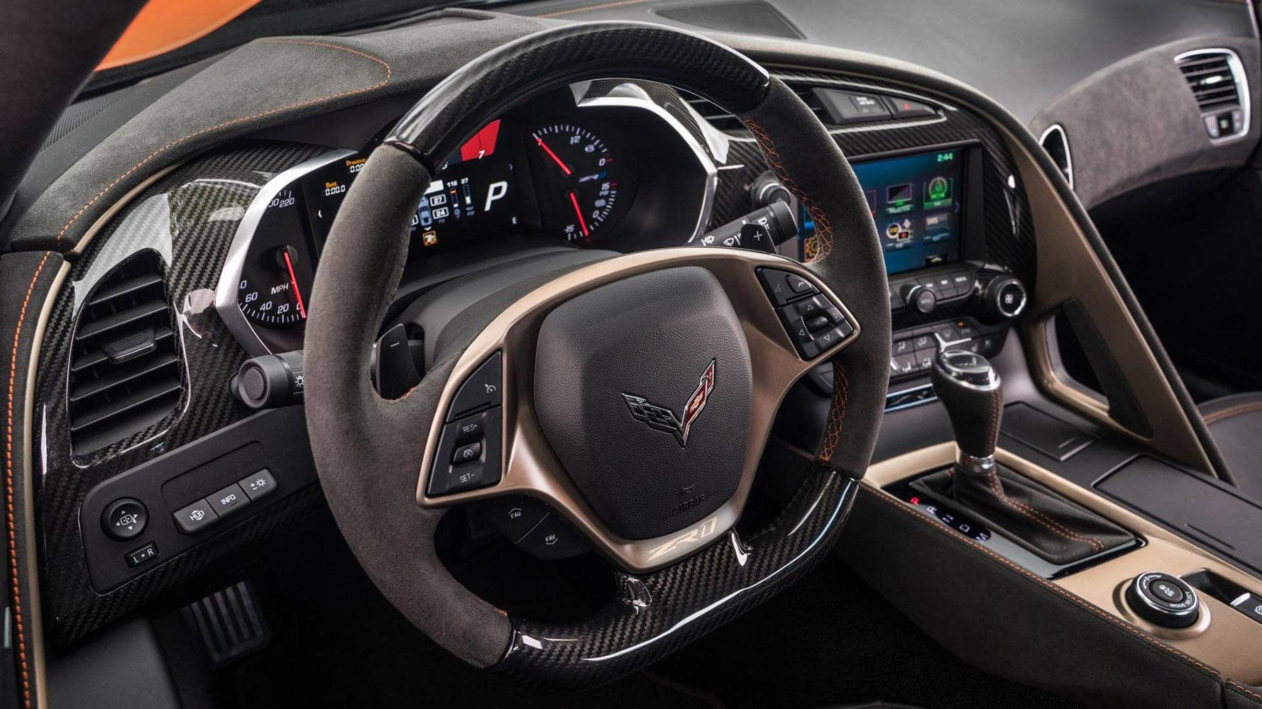 TopGear   Chevrolet Corvette ZR1 review: ultimate C7 'Vette