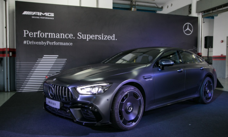 GT-Up : Mercedes-AMG GT 63 S 4Matic+ 4dr Coupe launched at Sepang