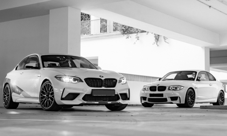 The Spirit of Competition : BMW 1 Series M Coupe & M2 Competition Driven [review]