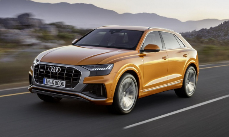 Sounds like Audi is working on a RS Q8 SUV