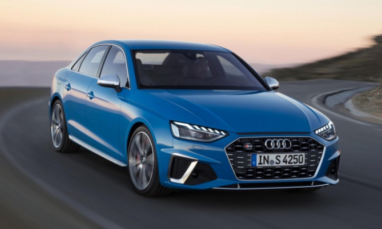 This is the new Audi A4*