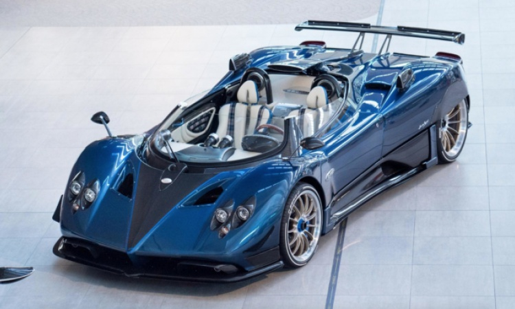 A guide to Pagani's hypercar history